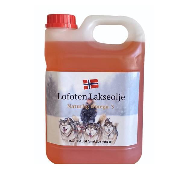 Bilde av Lofoten Lakseolje 2,5 Liter